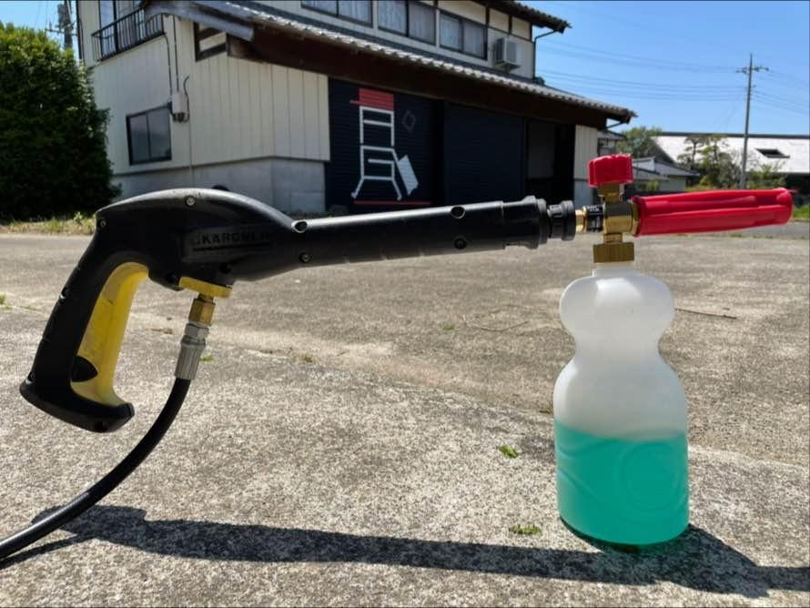 【隠れ家洗車プロ】極上純水洗車の写真