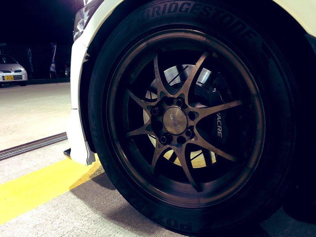 タイヤ交換いたします。出張可👍の写真