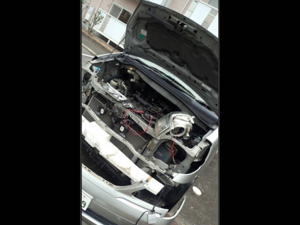 作業のお手伝い‼️‼️純正戻しや車検対策、部品取りetc..の写真