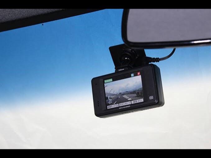 【出張整備】ドライブレコーダー取付  国産車・輸入車対応可能  前後カメラ対応可能の写真