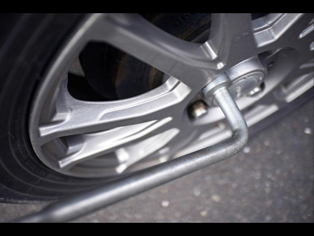 【出張整備】タイヤ履き替え の写真