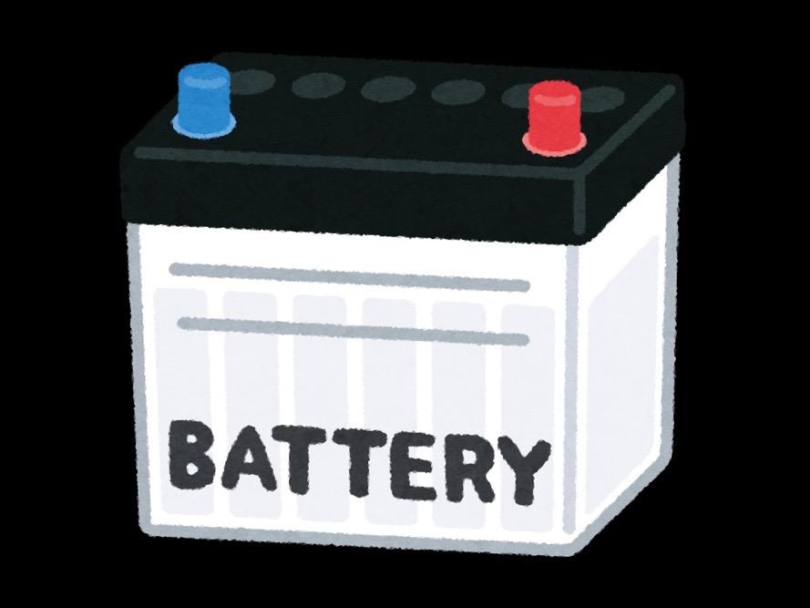 【出雲市内ご自宅出張】バッテリー交換の写真